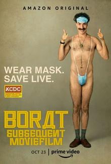 Borat Subsequent Movie - Abbey Spacil (Script Supervisor)