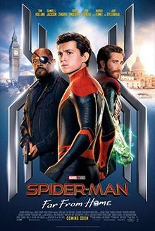 Spider-Man Far From Home - Sebastian Viveros (actor)