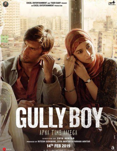 Gully Boy - Jay Oza (cinematographer)