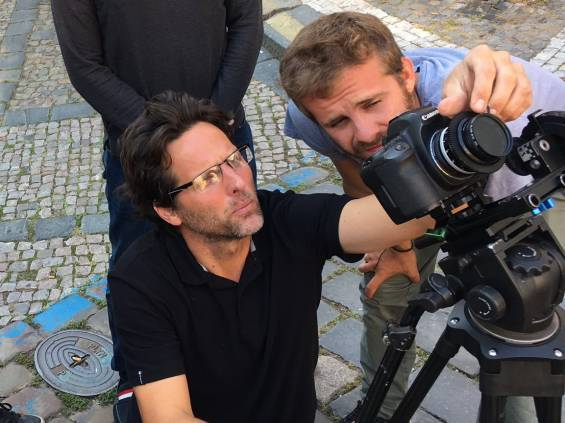 Thomas Krivy - Filmmaking Faculty - Cinematography