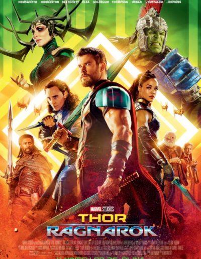 Thor Ragnarok - Rachel House (actress)