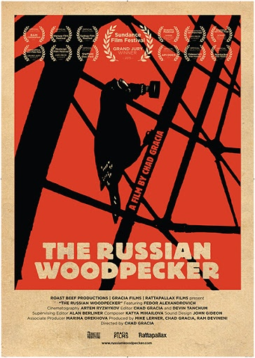 The Russian Woodpecker - Anne Svejgård Lund (production manager)