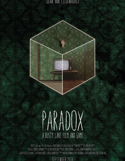 Rusty Lake Paradox - Sean van Leijenhorst (writer, director) Cedric Larvoire (cinematographer)