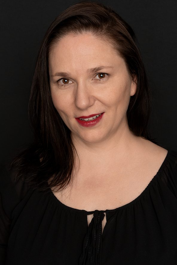 Petra Johansson - Acting for Film Faculty - Physical Acting, Creative Movement